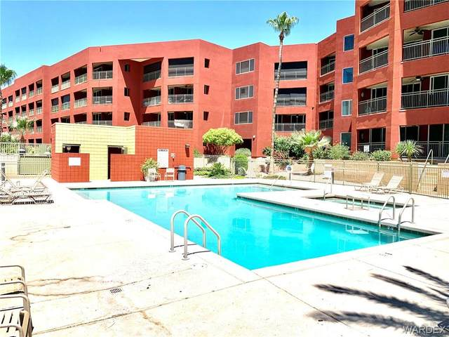 231 Moser Avenue 2H, Bullhead, AZ 86429 (MLS #970378) :: The Lander Team