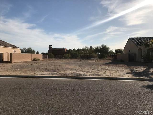 40 Cypress Point Drive, Mohave Valley, AZ 86440 (MLS #970393) :: The Lander Team