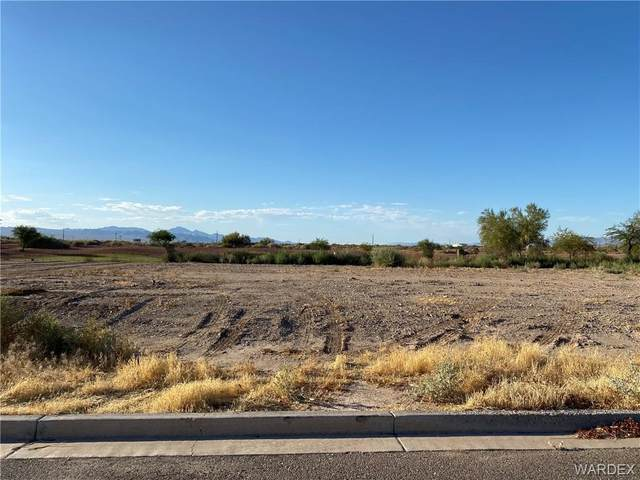 35 Spanish Bay Drive, Mohave Valley, AZ 86440 (MLS #970408) :: The Lander Team