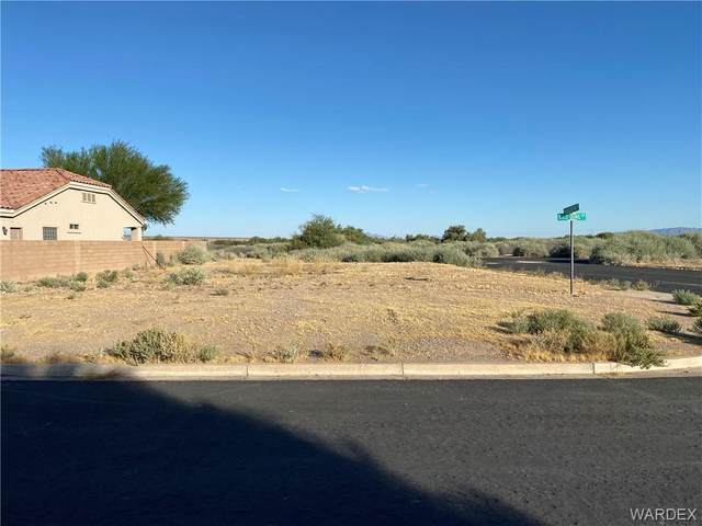 12 Wild Quail Circle, Mohave Valley, AZ 86440 (MLS #970411) :: The Lander Team