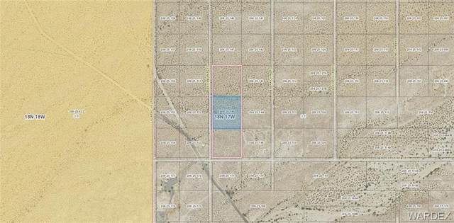 Lot 10 SE Adamana Road, Yucca, AZ 86438 (MLS #970426) :: The Lander Team