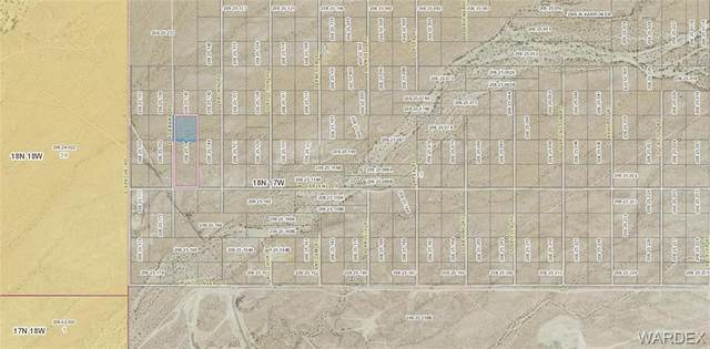 Lot 11 S Adamana Road, Yucca, AZ 86438 (MLS #970437) :: The Lander Team