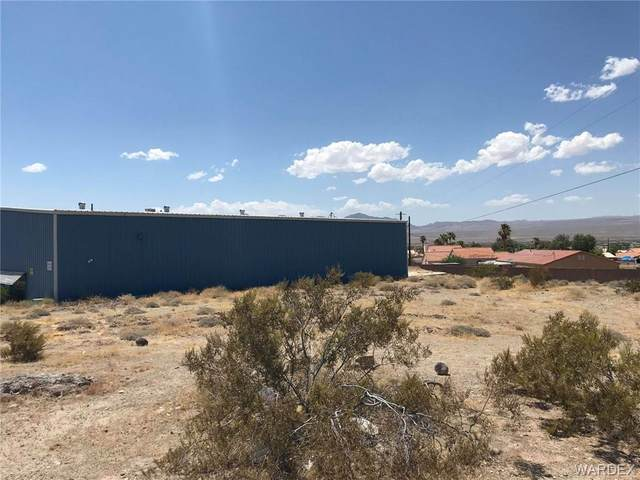 3821 Rising Sun Rd Road, Bullhead, AZ 86442 (MLS #970503) :: The Lander Team