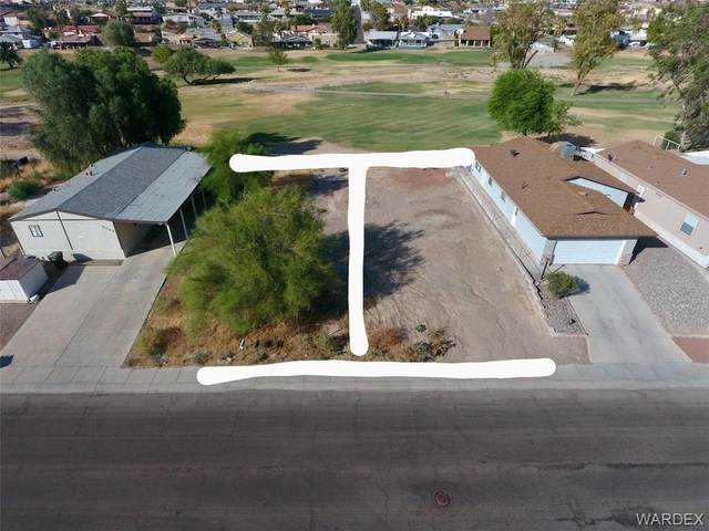 2566 Via Arroyo, Bullhead, AZ 86442 (MLS #970520) :: The Lander Team