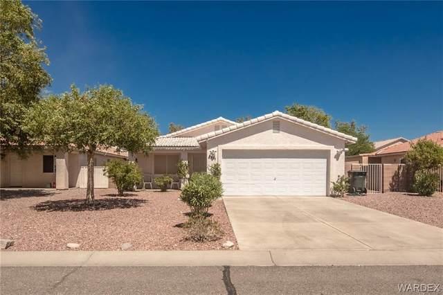 4938 S Santa Evinita Road, Fort Mohave, AZ 86426 (MLS #970540) :: The Lander Team