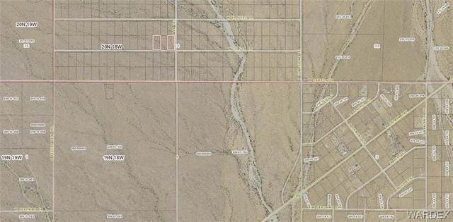2 lots W Toluca Drive, Golden Valley, AZ 86413 (MLS #970607) :: AZ Properties Team   RE/MAX Preferred Professionals