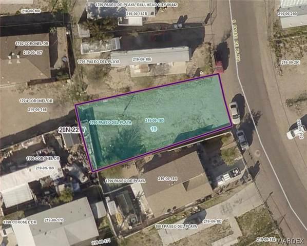 1795 Paseo De Playa, Bullhead, AZ 86442 (MLS #970610) :: The Lander Team