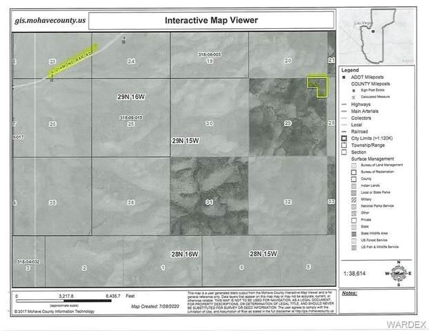 tbd Diamond Bar, Meadview, AZ 86444 (MLS #970653) :: The Lander Team