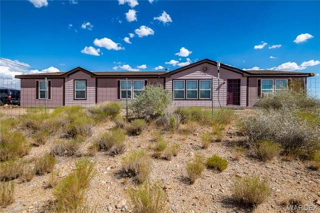 6084 W Chloride Road, Chloride, AZ 86431 (MLS #970677) :: AZ Properties Team | RE/MAX Preferred Professionals
