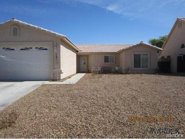 1943 E Havasu Lake Drive, Fort Mohave, AZ 86426 (MLS #970695) :: The Lander Team