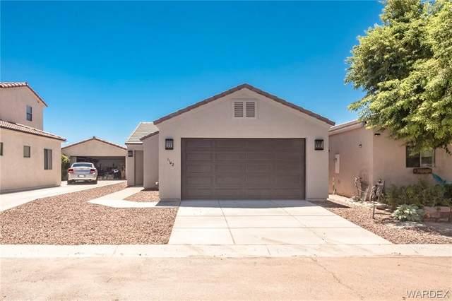 1142 Misty Willow Lane, Bullhead, AZ 86442 (MLS #970703) :: The Lander Team