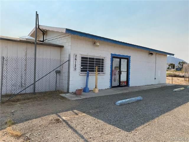 26120 N Pierce Ferry Road 23 29 17, Meadview, AZ 86444 (MLS #970777) :: The Lander Team