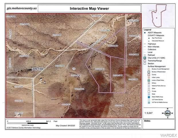 331-21-106G Carmela Way, Kingman, AZ 86401 (MLS #970828) :: The Lander Team