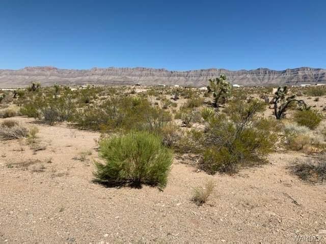 30140 N Haystack Drive, Meadview, AZ 86444 (MLS #970848) :: The Lander Team