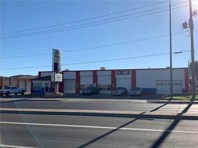 3987 N Stockton Hill Road, Kingman, AZ 86409 (MLS #970860) :: The Lander Team