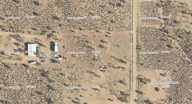 26601 N Ocotillo Road, Meadview, AZ 86444 (MLS #970863) :: The Lander Team