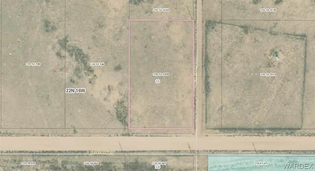 Lot 144 E Grossman Rd., Kingman, AZ 86401 (MLS #970941) :: The Lander Team