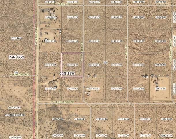 000 Sunward 203, Kingman, AZ 86409 (MLS #970975) :: The Lander Team