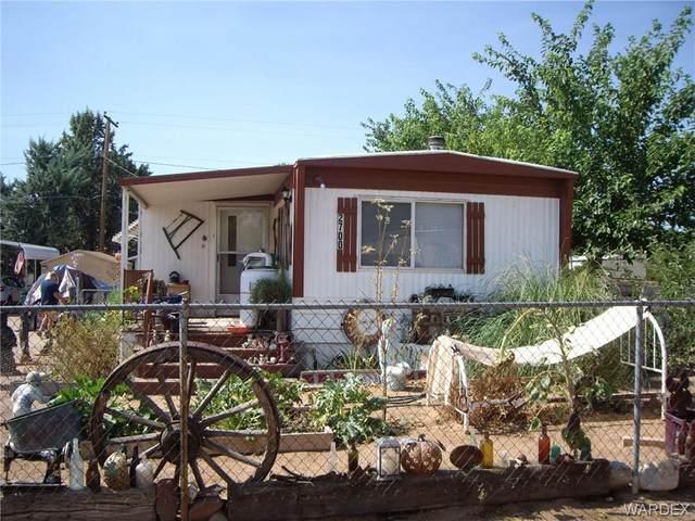 2700 E Potter Avenue, Kingman, AZ 86409 (MLS #971048) :: The Lander Team