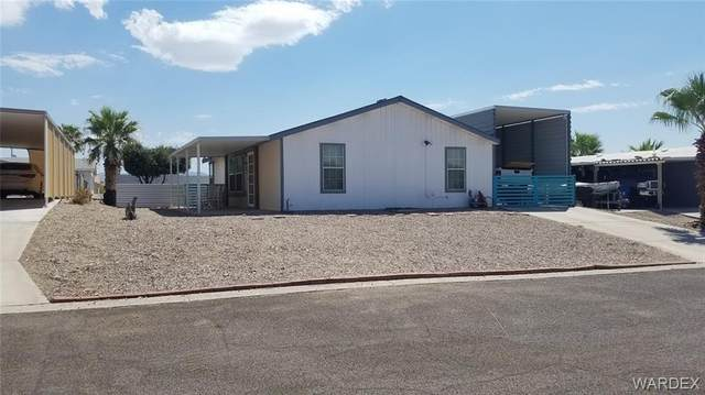 1965 Catfish Cove Cove, Lake Havasu, AZ 86404 (MLS #971053) :: The Lander Team