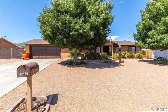 6559 Nielsen Way, Golden Valley, AZ 86413 (MLS #971088) :: The Lander Team