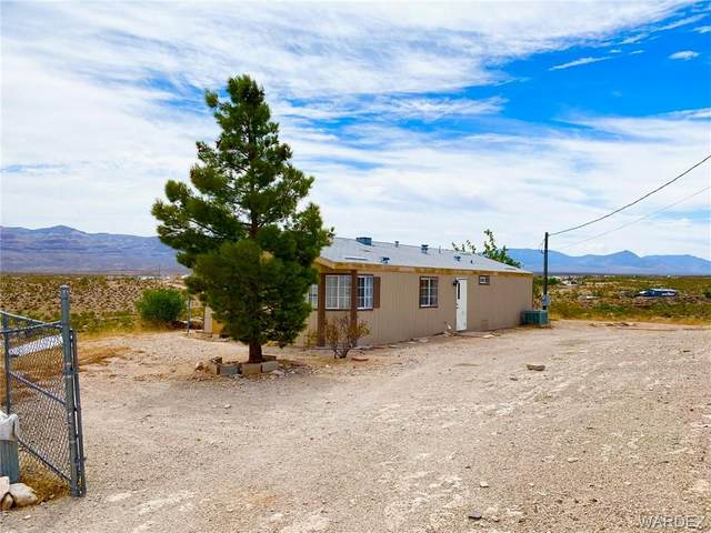 1178 W Crescent Drive, Meadview, AZ 86444 (MLS #971107) :: The Lander Team