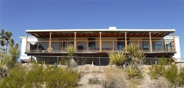 548 W Detrital Drive, Meadview, AZ 86444 (MLS #971108) :: The Lander Team