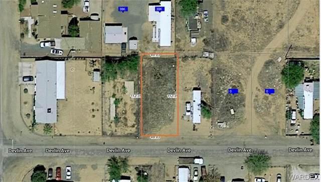3515 E Devlin Avenue, Kingman, AZ 86409 (MLS #971129) :: The Lander Team