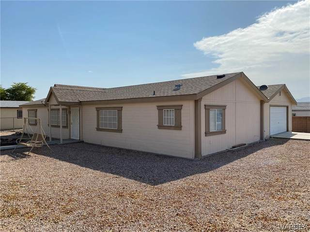4263 S Michael Ave, Fort Mohave, AZ 86426 (MLS #971215) :: The Lander Team
