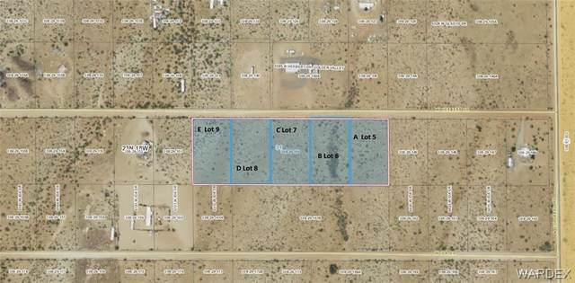 Lot 5 Herbert Drive, Golden Valley, AZ 86413 (MLS #973232) :: The Lander Team