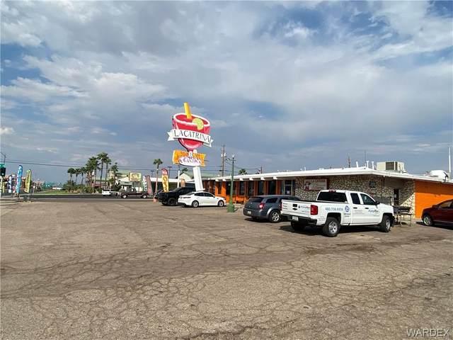 2890 E Andy Devine Avenue, Kingman, AZ 86401 (MLS #973327) :: The Lander Team