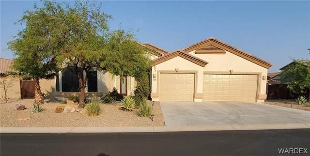 920 Waterford Drive, Bullhead, AZ 86429 (MLS #973375) :: The Lander Team