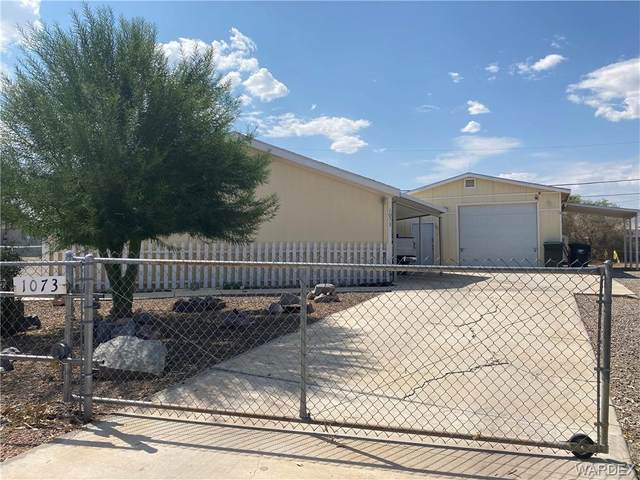1073 Paseo Redondo, Bullhead, AZ 86442 (MLS #973379) :: The Lander Team