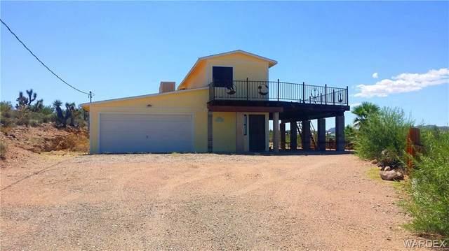 124 W Boathouse Drive, Meadview, AZ 86444 (MLS #973389) :: The Lander Team