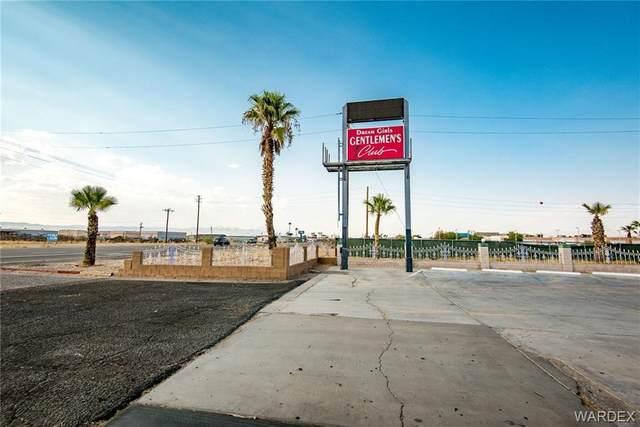 5410 S Highway 95, Fort Mohave, AZ 86426 (MLS #973432) :: The Lander Team