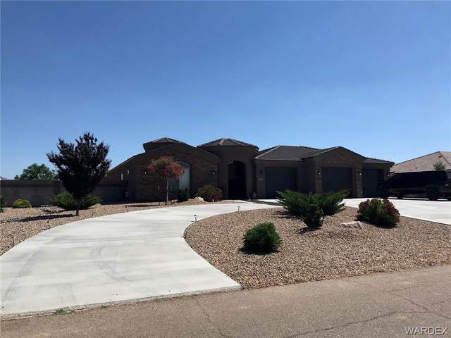 3440 Southern Vista Drive, Kingman, AZ 86401 (MLS #973450) :: The Lander Team