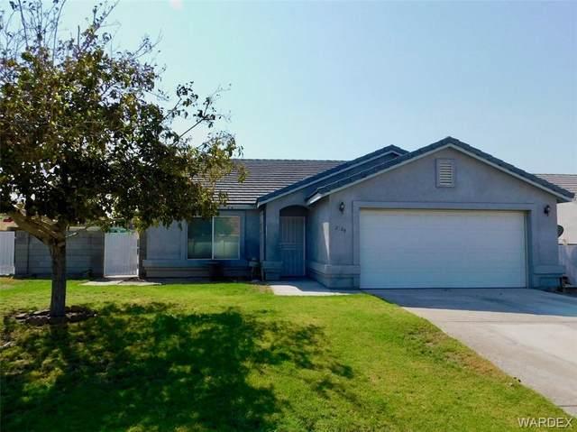 2164 Marissa Drive, Fort Mohave, AZ 86426 (MLS #973505) :: The Lander Team