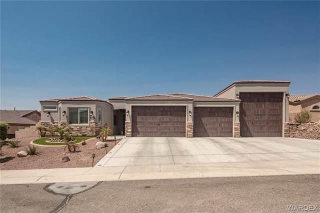 2863 Enclave Drive, Bullhead, AZ 86429 (MLS #973510) :: The Lander Team