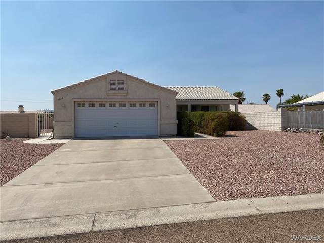 4025 S Cassidy Drive, Fort Mohave, AZ 86426 (MLS #973514) :: The Lander Team