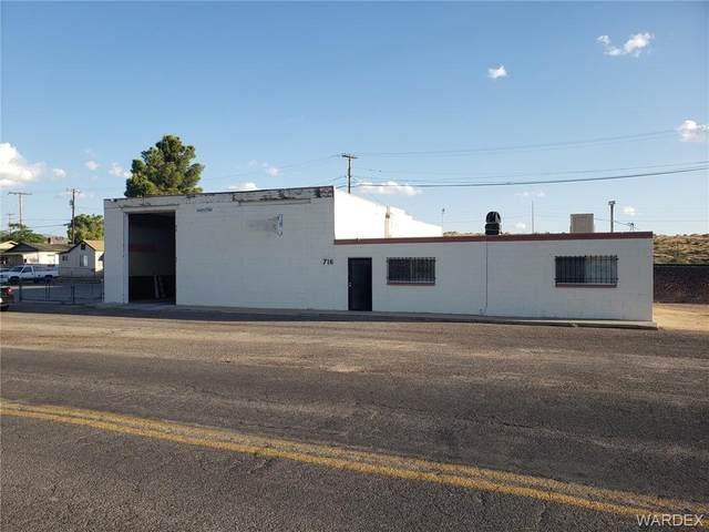 716 Topeka Street, Kingman, AZ 86401 (MLS #973575) :: The Lander Team