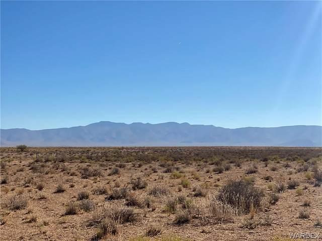 0000 N Harquahala Road, Kingman, AZ 86409 (MLS #973583) :: The Lander Team