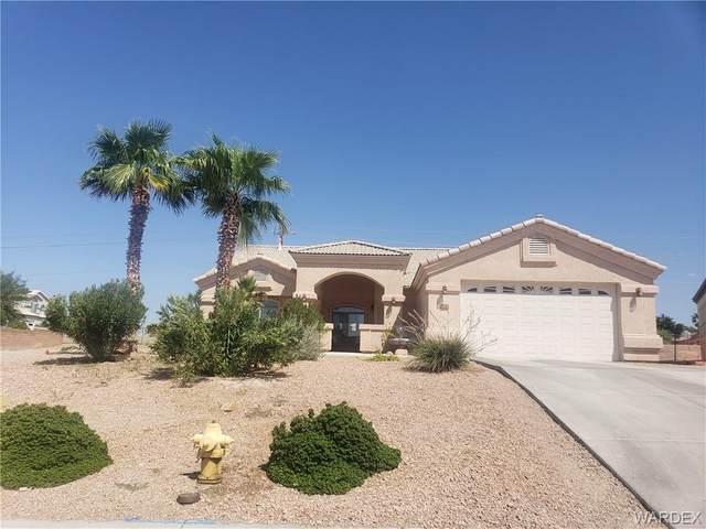 2227 E Bella Vista Drive, Fort Mohave, AZ 86426 (MLS #973624) :: The Lander Team