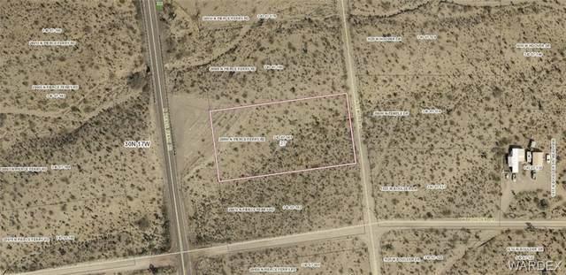 28890 N Pierce Ferry Road, Meadview, AZ 86444 (MLS #973629) :: The Lander Team