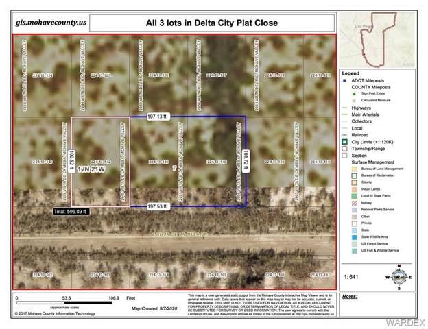 2945 Vista Del Mesa, Mohave Valley, AZ 86440 (MLS #973652) :: The Lander Team