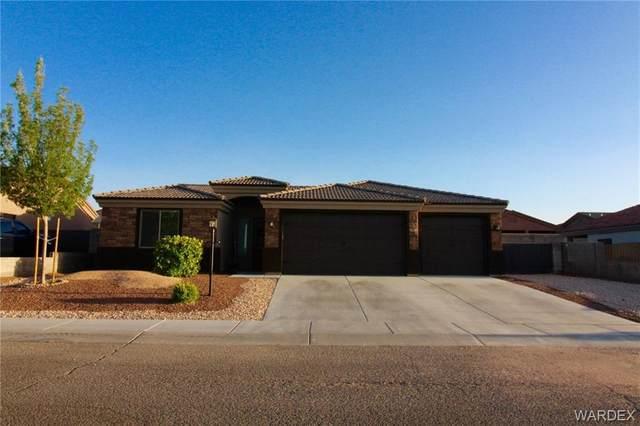 3298 Isador Avenue, Kingman, AZ 86401 (MLS #973668) :: The Lander Team