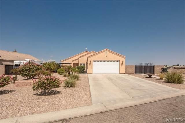2035 E Jamie Road, Fort Mohave, AZ 86426 (MLS #973670) :: The Lander Team
