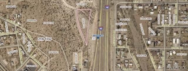TBD Lampton Avenue, Kingman, AZ 86401 (MLS #973704) :: The Lander Team