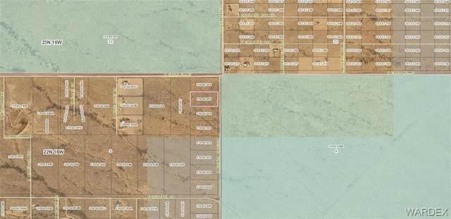 4.16 acres Avenida Obregon, Kingman, AZ 86409 (MLS #973706) :: The Lander Team