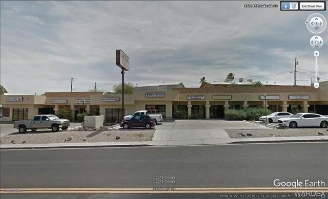 1700 W Lakeside Drive, Bullhead, AZ 86442 (MLS #973732) :: The Lander Team