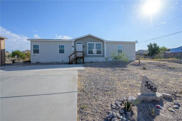 3060 Locust Boulevard, Bullhead, AZ 86429 (MLS #973748) :: The Lander Team